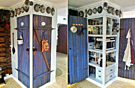 Design Your Kitchen Ikea by 20 Amazing Kitchen Pantry Ideas Decoholic