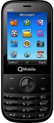 qmobile m550 themes qmobile e550 price in pakistan phone specification