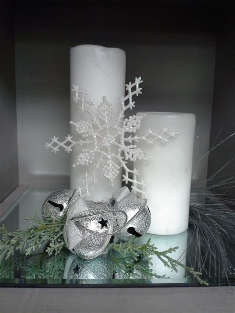snowflakes  winter decor  ideas digsdigs