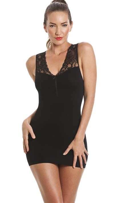 best shaper black shapewear support vest top