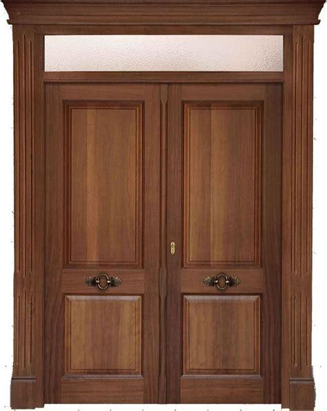 puerta de entrada madera puertas de exterior de madera cuenca espa 241 a puertas