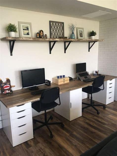 modern diy computer desk ideas   home office