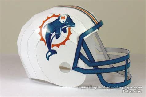 Papercraft Helmet - dolphins nfl helmet papercraft by dil1880 on deviantart