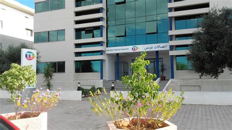siege tunisie telecom tunisie telecom un bilan qui se d 233 fend l entreprise