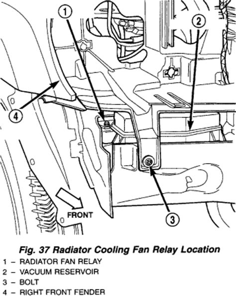 wj electric fan wiring diagram get free image about
