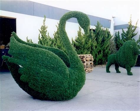 swan topiary topiary swan 6 with led 5mm lights