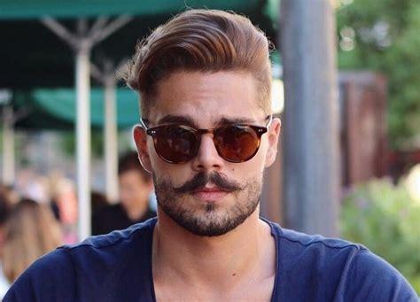 l uomo pi禮 semplice vasco barba e baffi moda inverno 2018 25 foto the house of