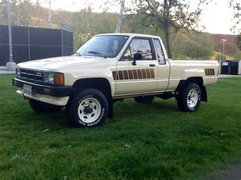 1985 Toyota 4x4 For Sale Toyota Other Extended Cab 1985 For Sale