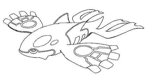 pokemon coloring pages kyogre pokemon mega kyogre coloring pages