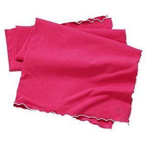 1cotton & bamboo sun protective large drape 40 inches x 30