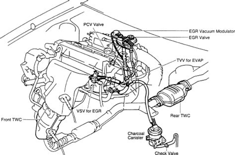 1996 toyota camry engine diagram 95 ford probe engine diagram get free image about wiring