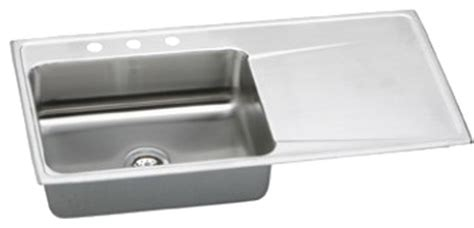 elkay ilr4322lmr2 lustertone sink ette single bowl gourmet