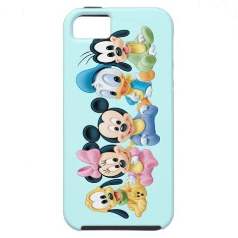 Mickey Mouse Iphone All Hp 1 baby mickey friends iphone se 5 5s disney baby mickey mouse and mice