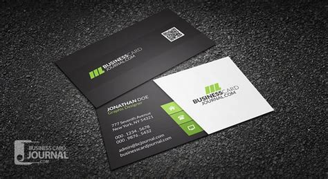 best business card templates 25 best free business card templates 2016 webdesignlike