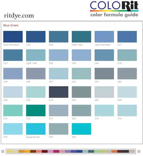 shades of blue color chart the gallery for gt pantone color chart blue