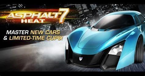 film balap mobil sport download game balap mobil android asphalt 7 heat v1 0 6