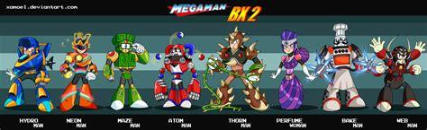 Baseball Rock Master megaman bx2 robot masters by xamoel on deviantart