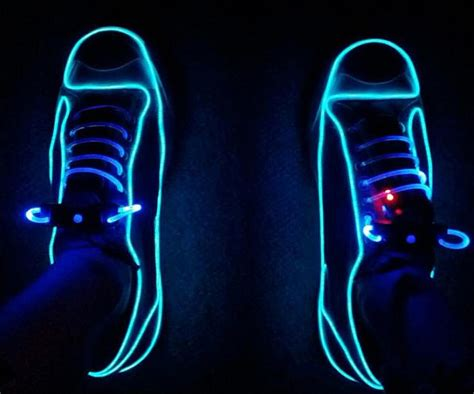 diy light up shoes diy cool light up shoes light up shoes project ideas