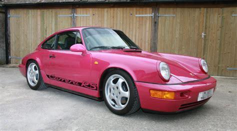 Porsche 964 Carrera Aufkleber by Porsche Decals Porsche 911 964 Graphics Stripes