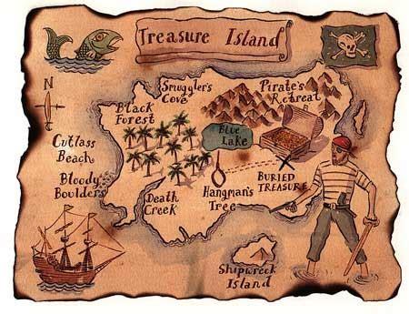 treasure island book report project la isla tesoro r l stevenson en clave de ni 241 os