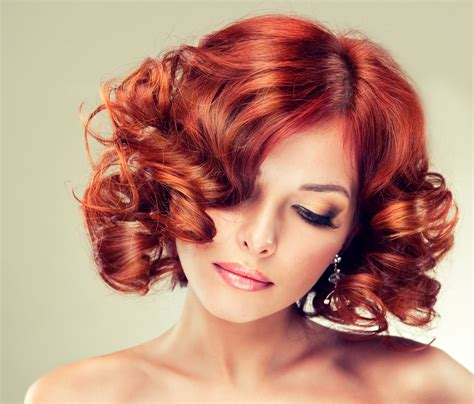 trendy cuts for vibrant red hair loren s world loren s world latest beauty trends