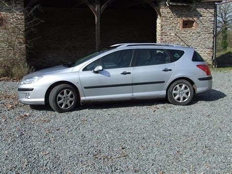 used peugeot 407 manual peugeot 407 sw majorette