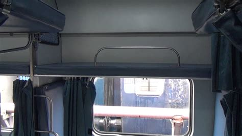 Ac Second third ac 3a in india coach interiors