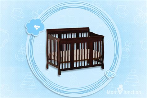 Stork Craft Tuscany 4 In 1 Stages Crib Espresso by 10 Best Baby Cribs