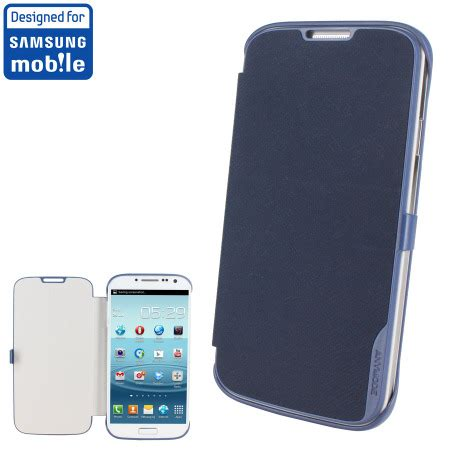 Flip Cover Flipcover Samsung Galaxy S4 Anymode Original anymode samsung galaxy s4 book flip cover blue reviews