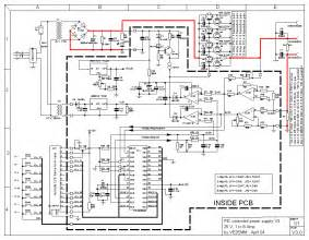0 24vdc digital pic power supply schematic design