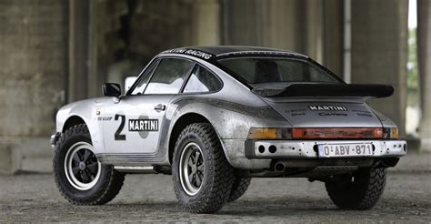 Replica Porsche 911 by Porsche 911 Safari Replica Goes Up For Sale And It S