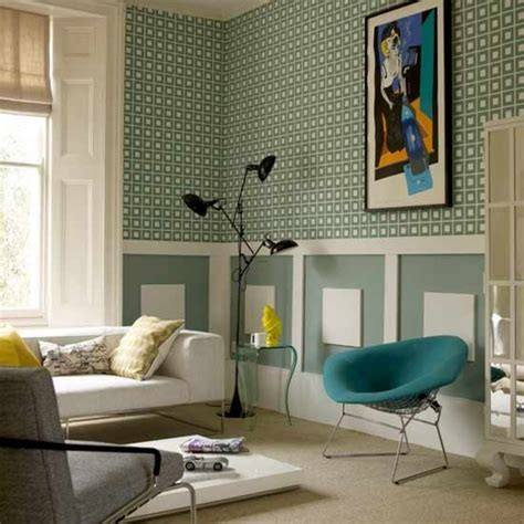 Living Room Retro by Modern Bright Retro Style And Vintage Home Design Ideas