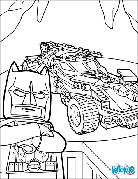 lego batman coloring pages games lego batman batmobile coloring pages hellokids com