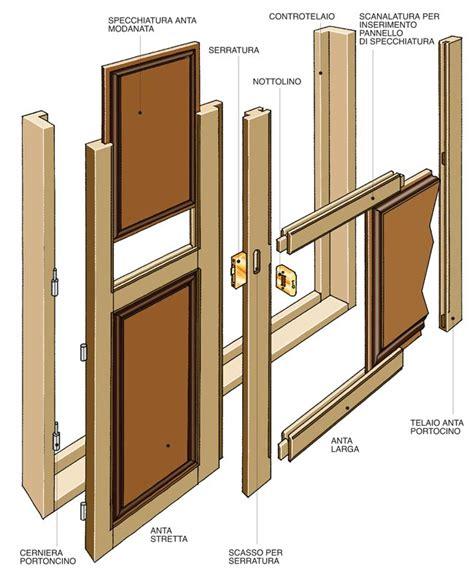 porta di legno come costruire un portoncino per l ingresso bricoportale
