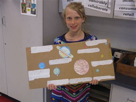 3rd grade ideas third grade solar system project pics about space