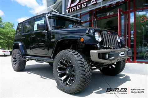 20 wheels for jeep wrangler jeep wrangler with 20in fuel assault wheels exclusively