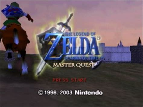 Emuparadise Master Quest | the legend of zelda ocarina of time masterquest iso