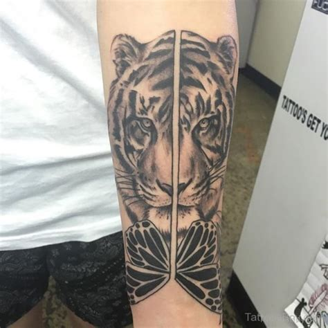tiger wrist tattoo tiger tattoos designs pictures