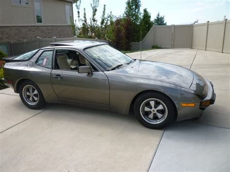 how petrol cars work 1984 porsche 944 instrument cluster silver porsche 944 for sale used cars on buysellsearch