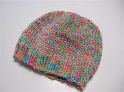 basic knitted hat pattern basic bulky beanie hat clothing knitted my patterns