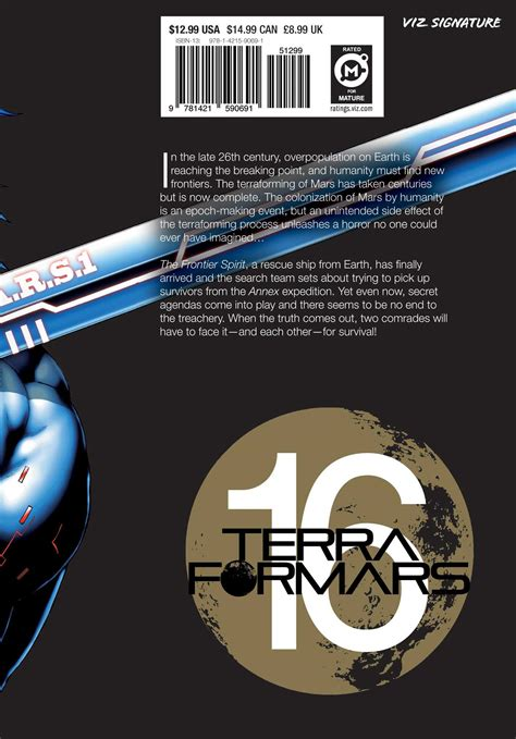 terra formars vol 20 books terra formars vol 16 book by yu sasuga kenichi