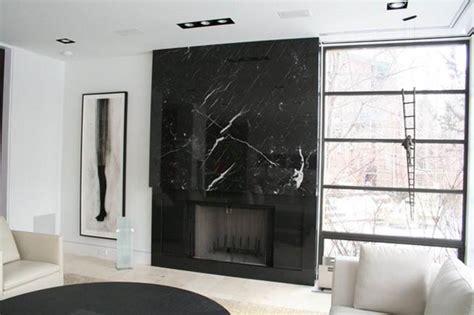 fireplace custom granite