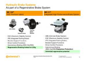 Continental Automotive Brake System Giulia Suppliers Alfa Romeo Forum
