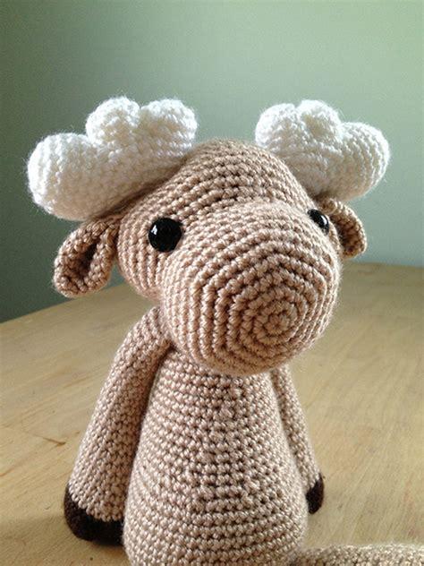 amigurumi moose pattern free milfred moose amigurumi pattern amigurumipatterns net