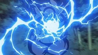 Lightning Release Lightning Fang Narutopedia Fandom