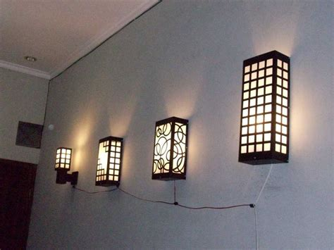Jual Lu Hias Rumah Minimalis desain kamar tidur minimalis dengan lu hias unik