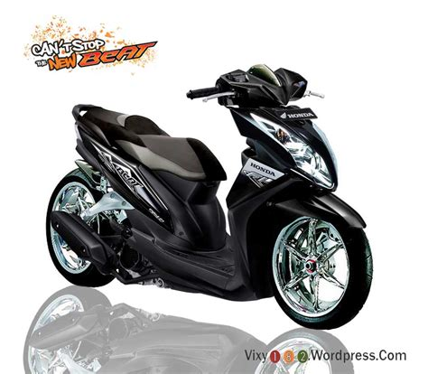 honda beat modifikasi design modifikasi new honda beat fi vixy182 s