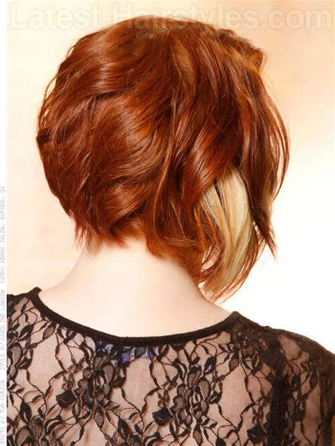 22 graduated bob hairstyles you ll want to copy now back of bob haircuts view autos post