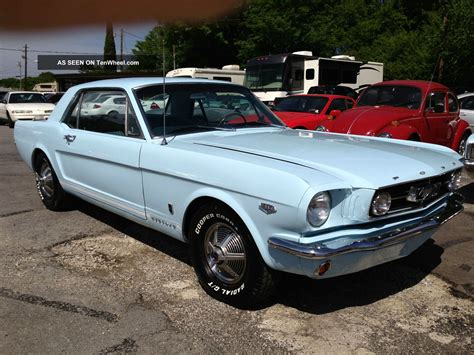 high performance ford mustang 1965 ford mustang gt 289 high performance