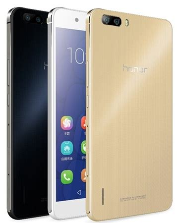 Hp Huawei Honor Di Malaysia Honor 6 Plus Price In Malaysia Specs Technave